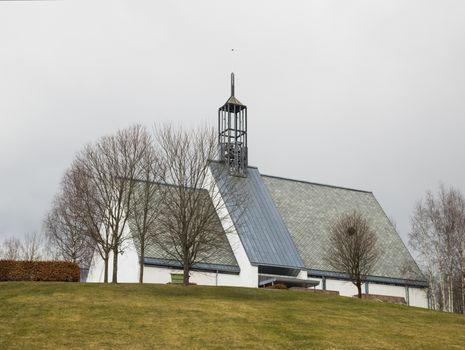 Lommedalen Church in Norway