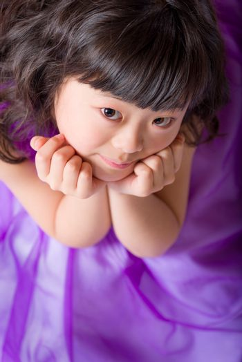 Young Japanese Girl Portrait