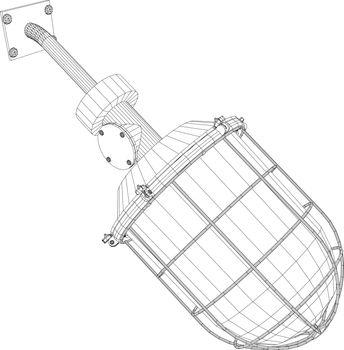 Heat exchanger on white