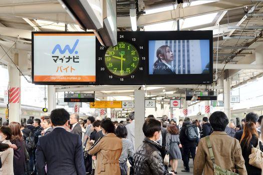 city life in tokyo