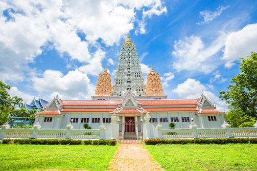 Pagoda Wat yansangwararam