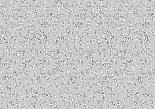 Gray Marble Dotted Texture - Background Pattern Illustration, Vector