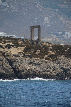 Portara Gate Naxos