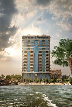 Building in Cairo