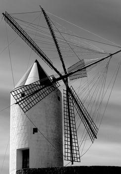 Old Spanish Windmill