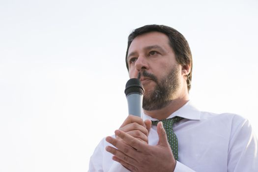 ITALY - POLITICS - ELECTIONS