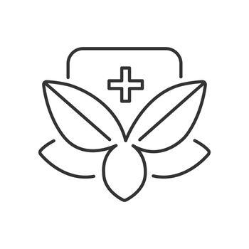 Line Icon Style, Alternative medicine icon