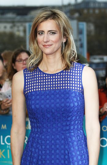 UK, London: Christy Meyer attends the UK Film Premiere of 'A Hologram for the King' at the BFI Southbank, in London on April 25, 2016.The film stars Tom Hanks, who plays a businessman on a trip to Saudi Arabia. Also in attendance at the premiere were Christy Meyer, Linzi Stoppard and Megan Maczko.