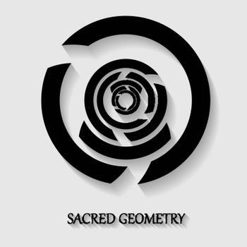 sacred geometry element