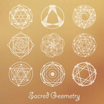 sacred geometry elements
