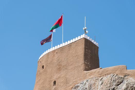 Al-Mirani Fort in Oman
