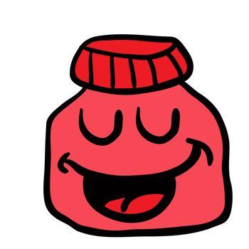 happy jam jar