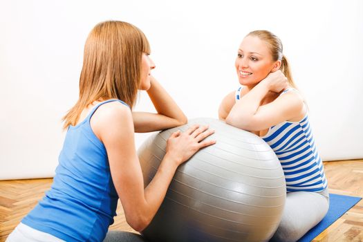 Consultation with a Personal Trainer