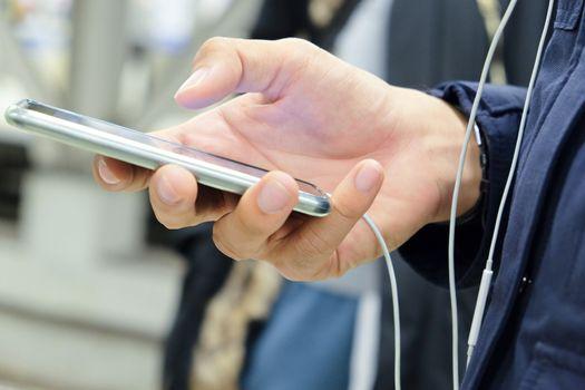 communication technology, People Using a Smart Phone,Social Media Life