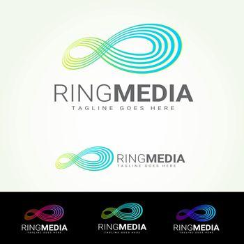 Ring Media Logotype