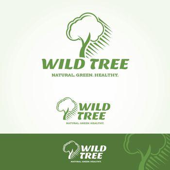 Wild Tree Logotype