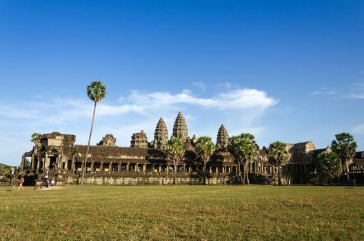 Angkor Wat temple, Landmark in Siem Reap