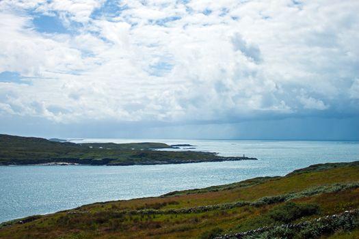 West Coast of Ireland, Co Galway.