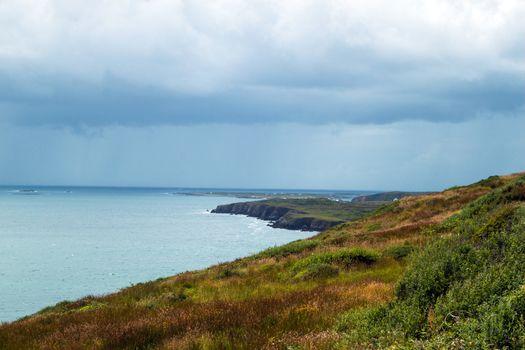 West Coast of Ireland in Co. Galway.