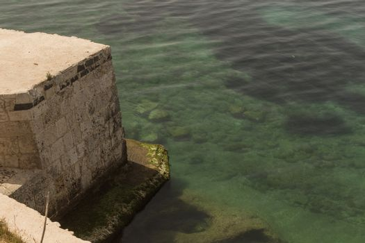 The sea of Siracusa - Italy