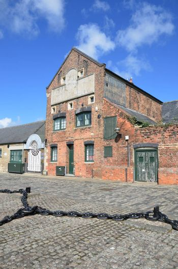 Old Warehouse Kings Lynn England
