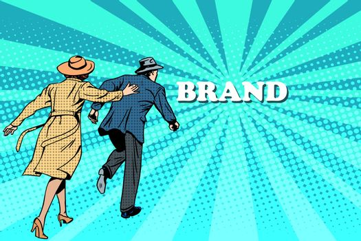 Family and sale of the brand