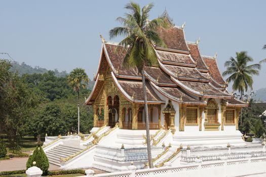 National Museum, Luang Prabang, Laos