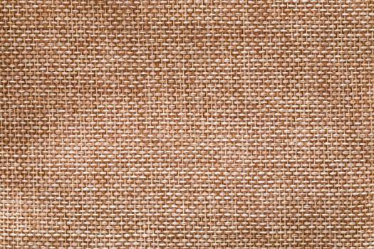 The surface of the hemp sack