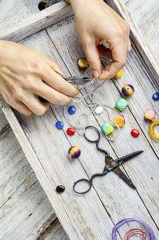 Accessories for creativity in needlework