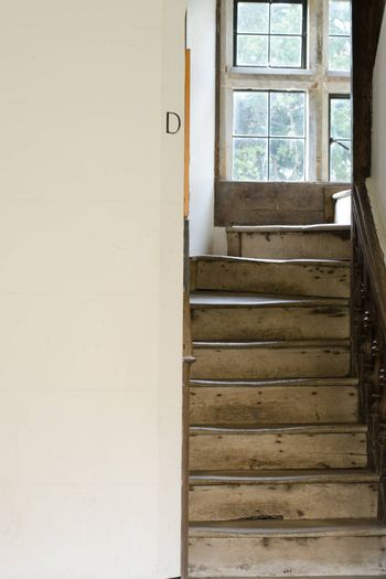 Vintage wooden Staircase
