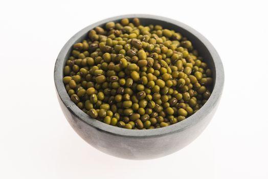 raw mung bean