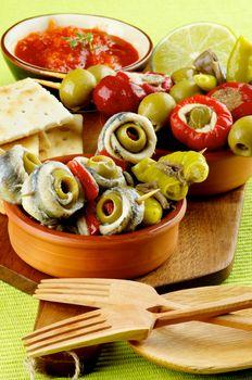 Delicious Spanish Snacks
