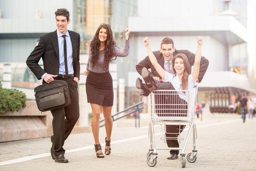 Consumer Rush