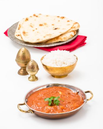 East Indian Meal