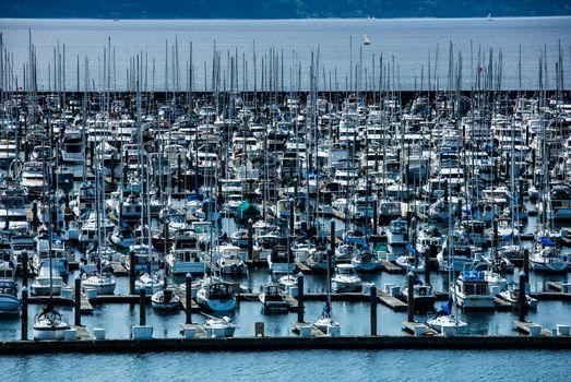 Northwest United States Marina