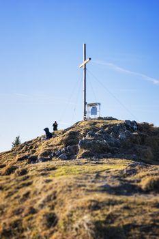 Summit of Jochberg