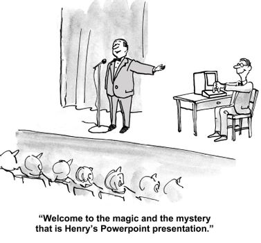 Welcome to the magic and the mystery
