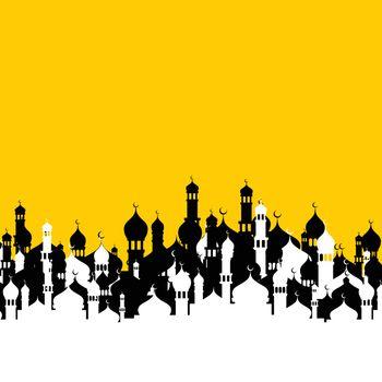 islamic mosque pray
