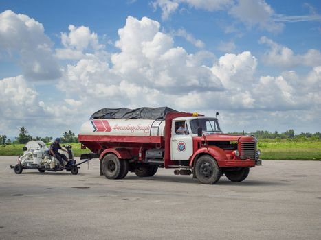 Airport technology in Myeik, Myanmar