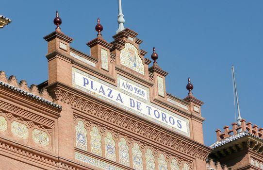 Plaza de Toros de Las Ventas, Bullring in Madrid