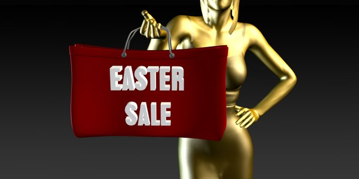 Easter Sale or Sales as a Special Event