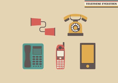 evolution of telephone