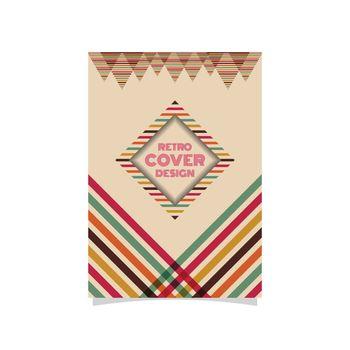 retro cover design
