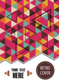 color stripe cover design