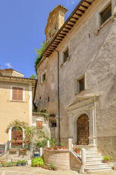 Chapel in Italy
