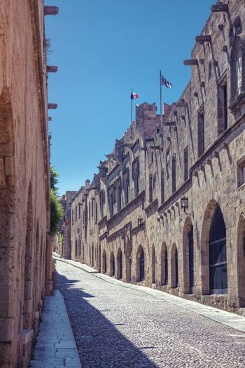 Photo of Medieval Avenue of the Knights, Rhodes, Greece