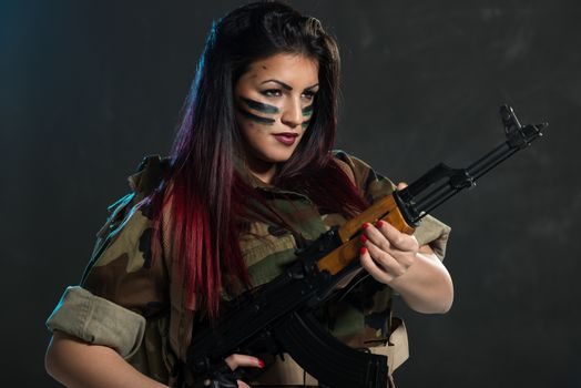 Female Special Forces