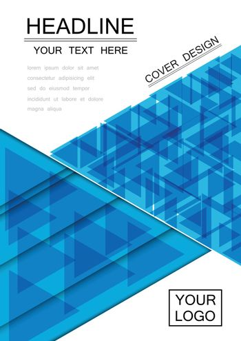 abstract triangle cover