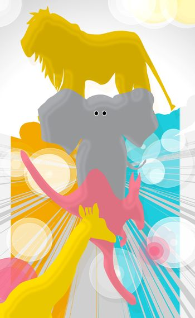 animali - mammiferi- colorati