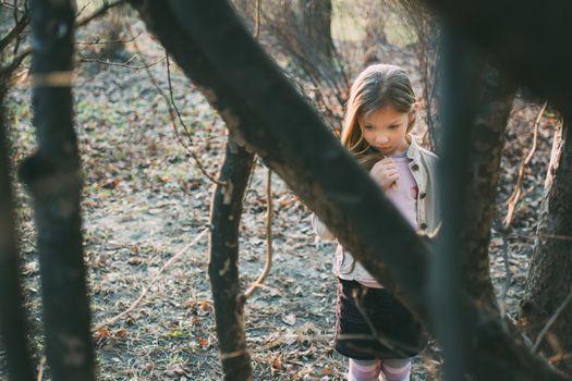 Lost Little Girl
